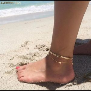 Star Anklet